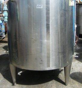 Stainless Steel Tank Top Manhole